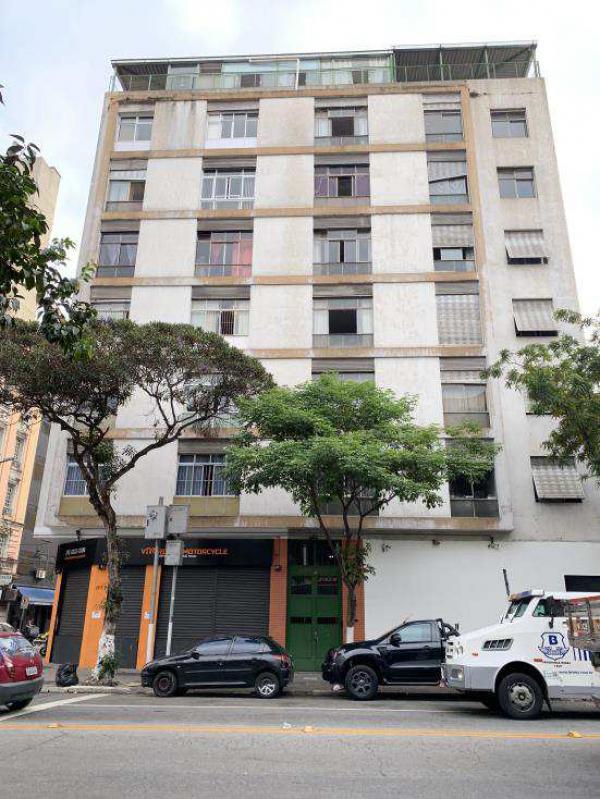 1 APARTAMENTO BARÃO LIMEIRA 179 AP21 2º ANDAR OU 3º PAVIMENTO