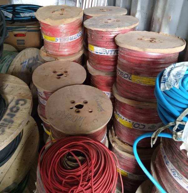 10.200 CABOS FLEX. 750V PVC 4,0MM² VERMELHO